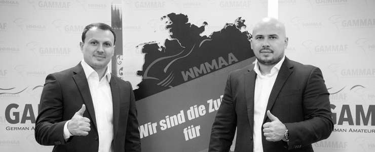 Das GAMMAF Interview bei German Fight News!